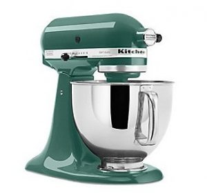 KitchenAid Stand Mixer Artisan Bayleaf 5 qt and $50 Rebate