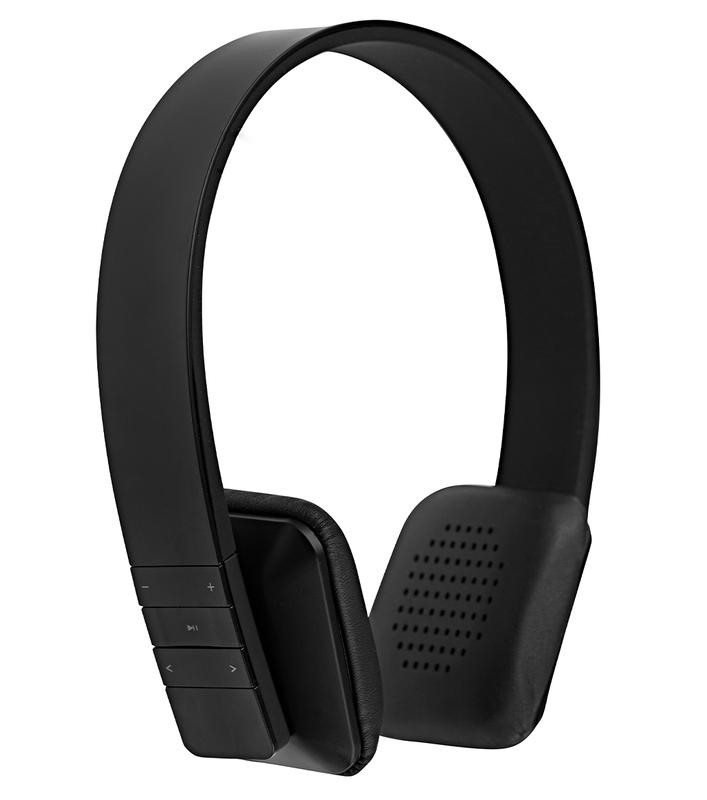 vass volume bluetooth headphones with on ear controls. Black Bedroom Furniture Sets. Home Design Ideas