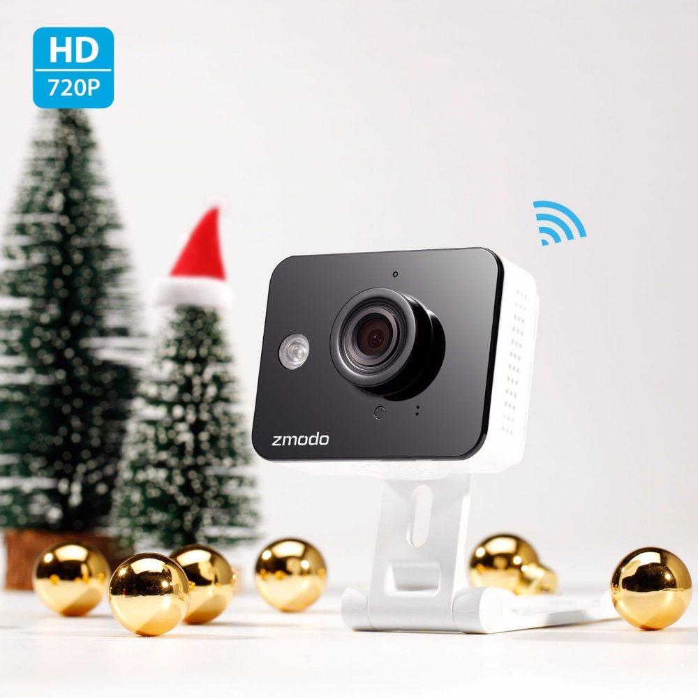Zmodo WiFi Mini 720p HD Wireless IP Home Security Camera