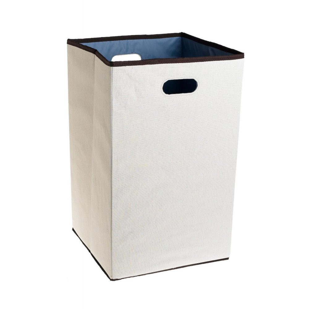 Rubbermaid configurations custom closet folding laundry hamper - Collapsible clothes hamper ...