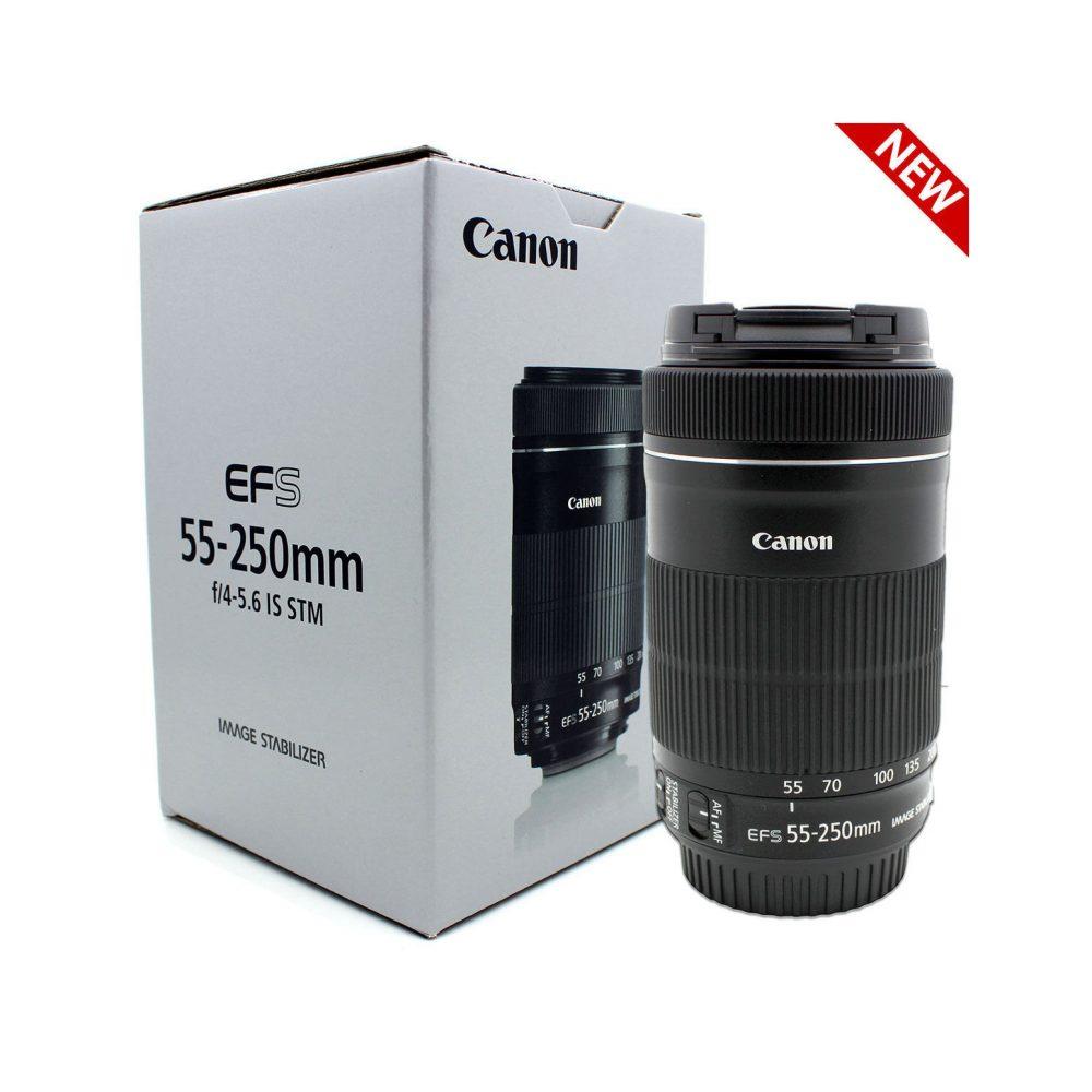 canon ef s 55 250mm f4 5 6 is stm lens for slr cameras. Black Bedroom Furniture Sets. Home Design Ideas