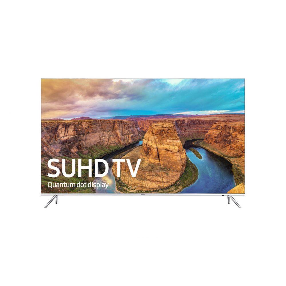 samsung 8 series 55 inch 4k suhd smart led tv. Black Bedroom Furniture Sets. Home Design Ideas