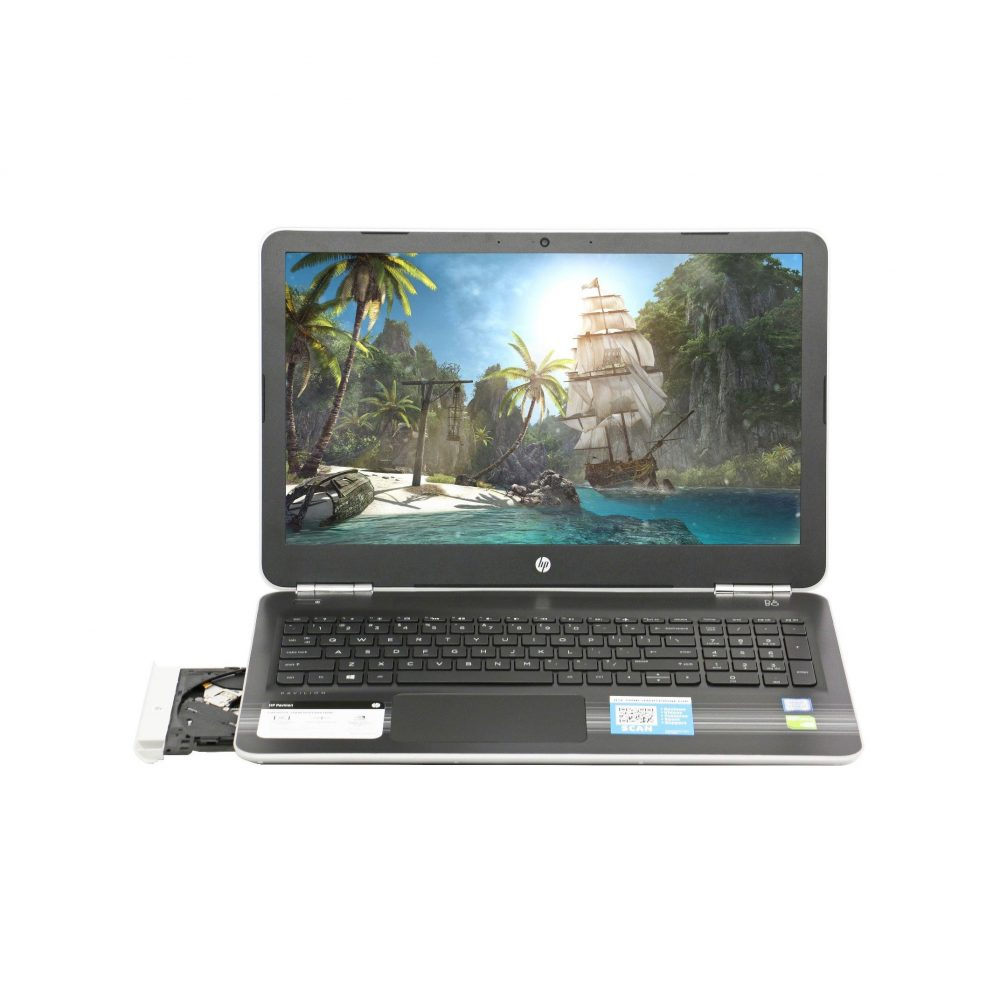 hp 15 6 inch intel core i7 6500u gaming laptop with nvidia 940mx. Black Bedroom Furniture Sets. Home Design Ideas