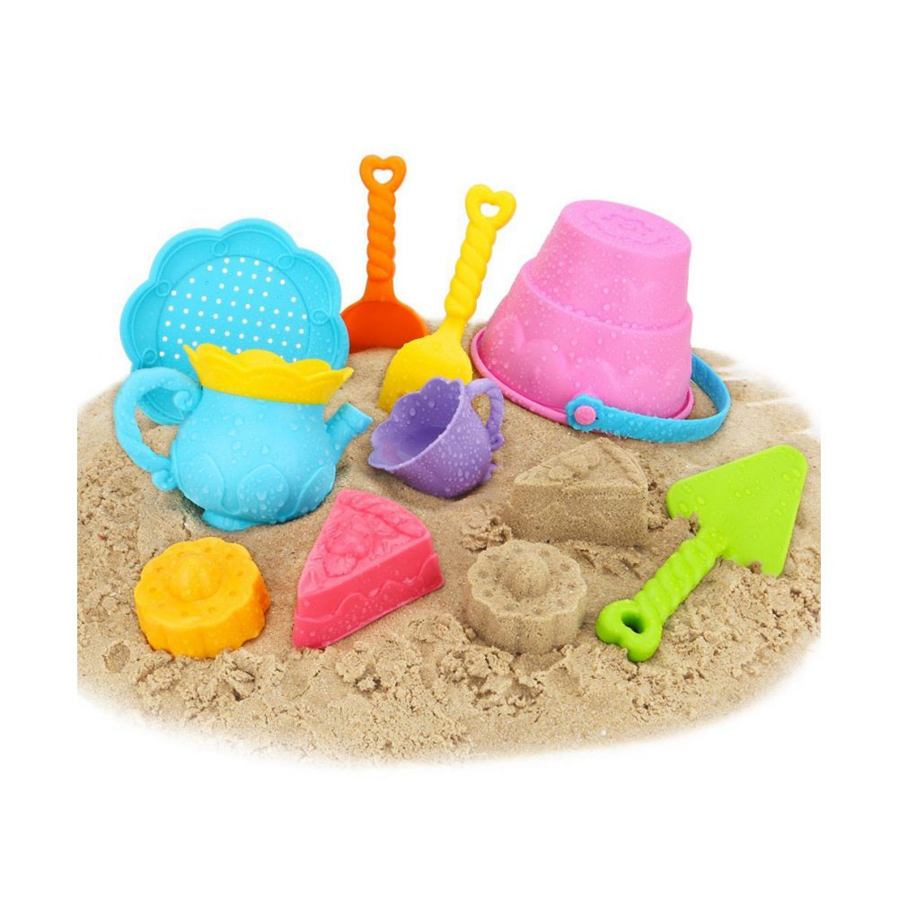 Toys For Beach : Newisland beach toy set sand toys for kids pcs