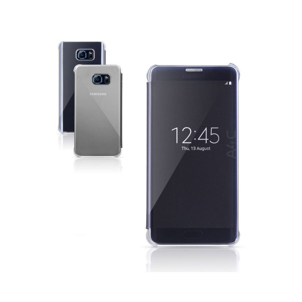 samsung galaxy s6 edge s view flip cover case. Black Bedroom Furniture Sets. Home Design Ideas