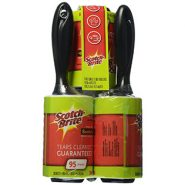 Scotch-Brite Lint Roller 95 Sheets – 5 Count