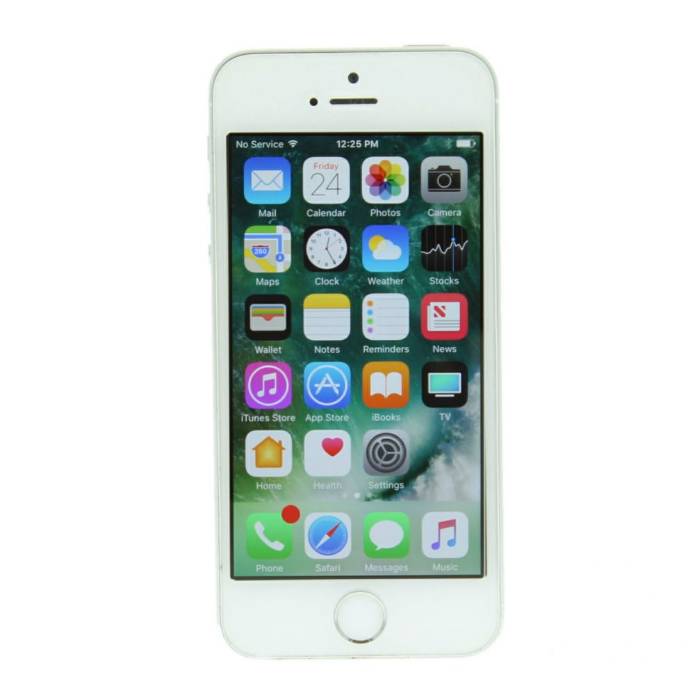 apple iphone se gsm unlocked smartphone 16gb refurbished. Black Bedroom Furniture Sets. Home Design Ideas