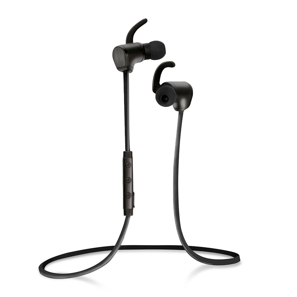 bluesim bluetooth 4 1 noise cancelling in ear headphones. Black Bedroom Furniture Sets. Home Design Ideas