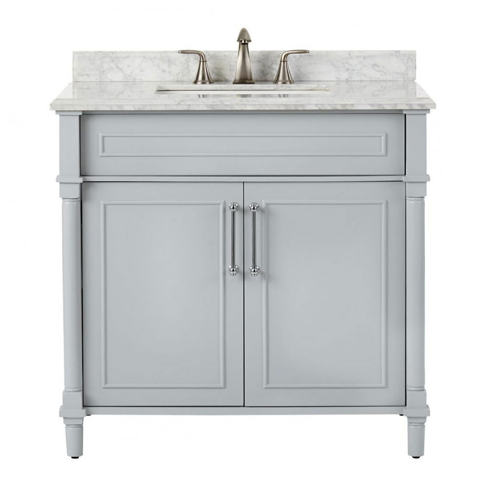 Home decorators collection aberdeen single vanity The home decorators collection