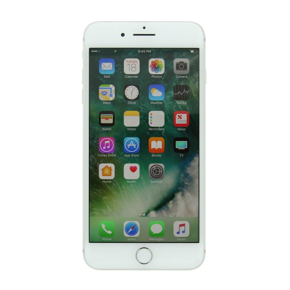 apple iphone 7 plus 128gb gsm unlocked smartphone refurbished. Black Bedroom Furniture Sets. Home Design Ideas