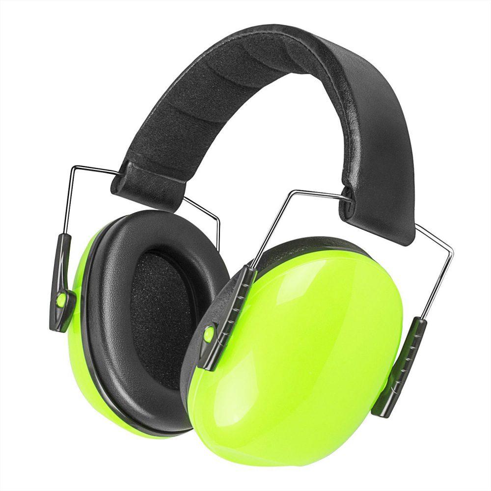 BGOOO Ear Muffs Hearing Protection-Adjustable Headband Ear ...