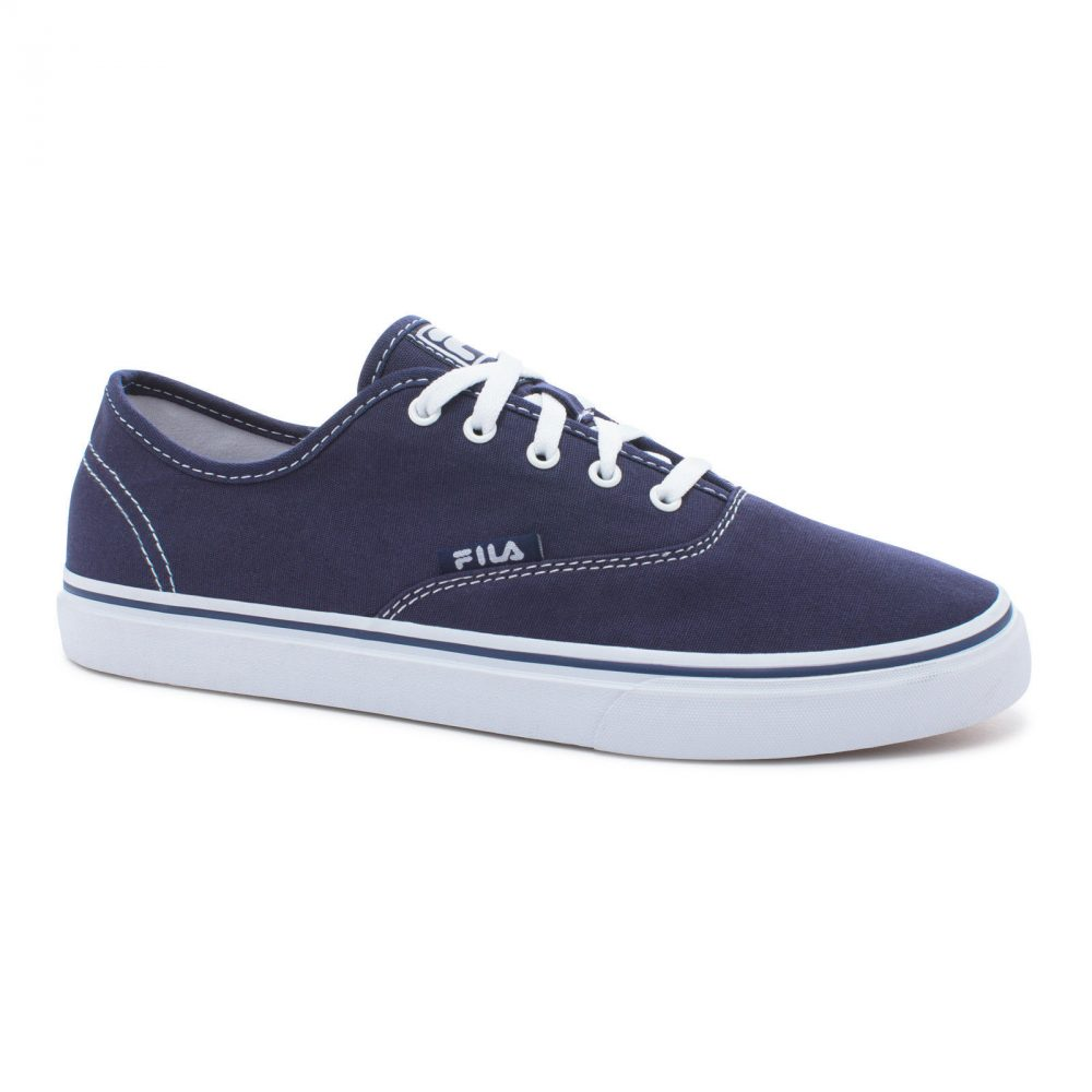 Fila Canvas Shoes For Mens