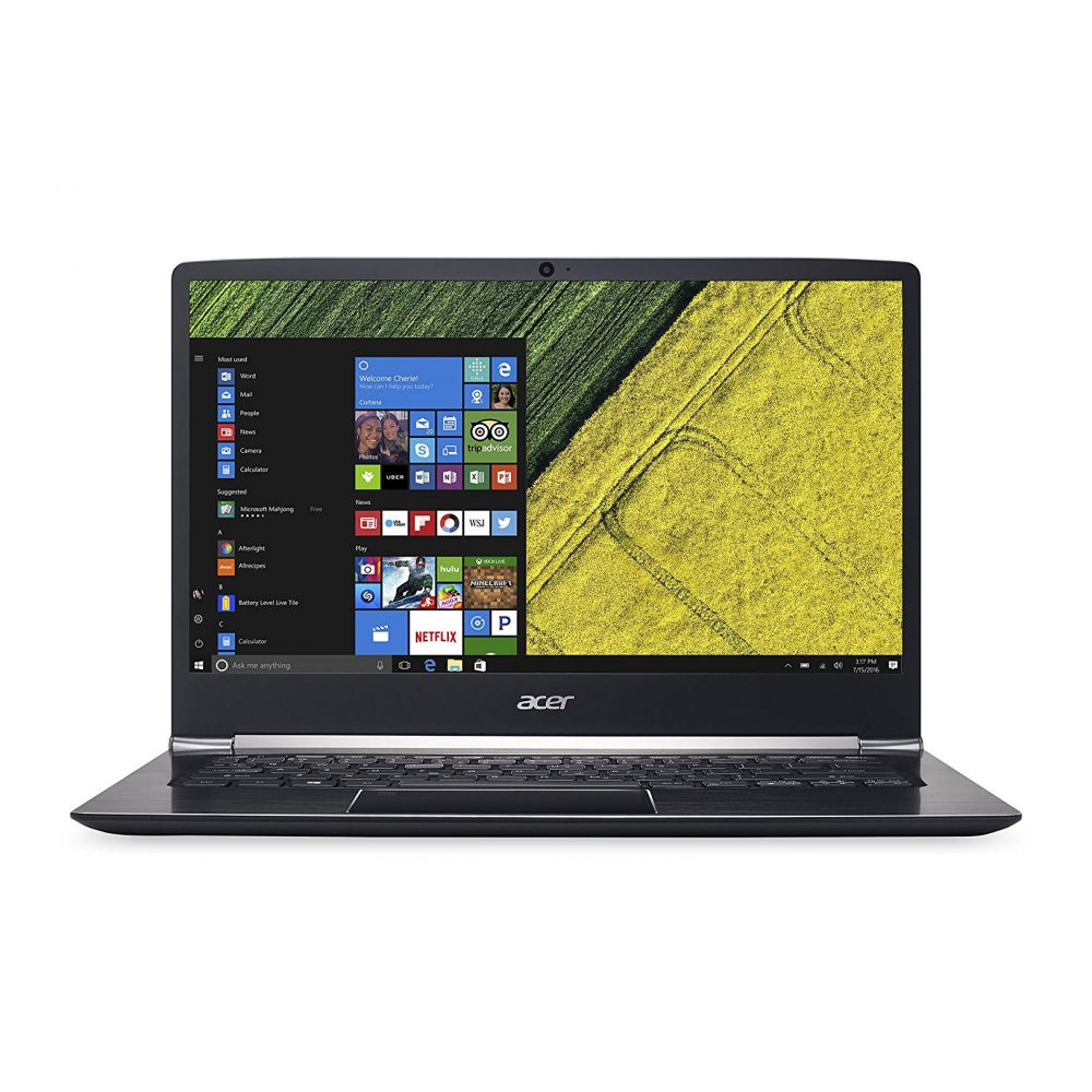 acer swift 5 14 inch full hd 7th gen intel core i5 laptop. Black Bedroom Furniture Sets. Home Design Ideas