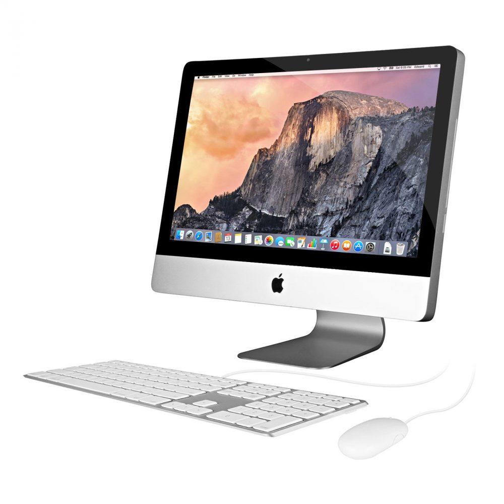 Apple IMac 21.5-Inch Intel Core I5 Quad Core Desktop
