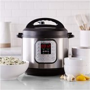 Instant Pot 7-in-1 Multi-Use Programmable Pressure Cooker – 6 Qt