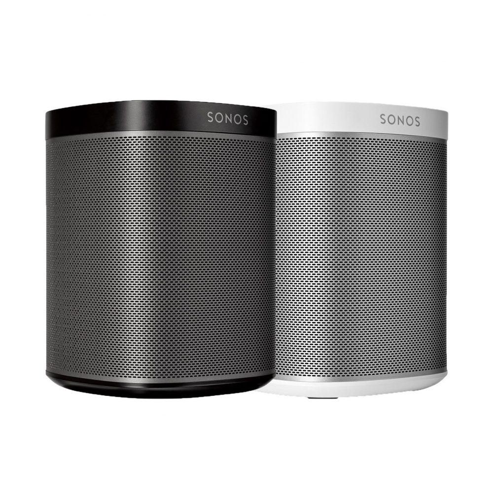 sonos play 1 compact wireless smart speaker for streaming. Black Bedroom Furniture Sets. Home Design Ideas