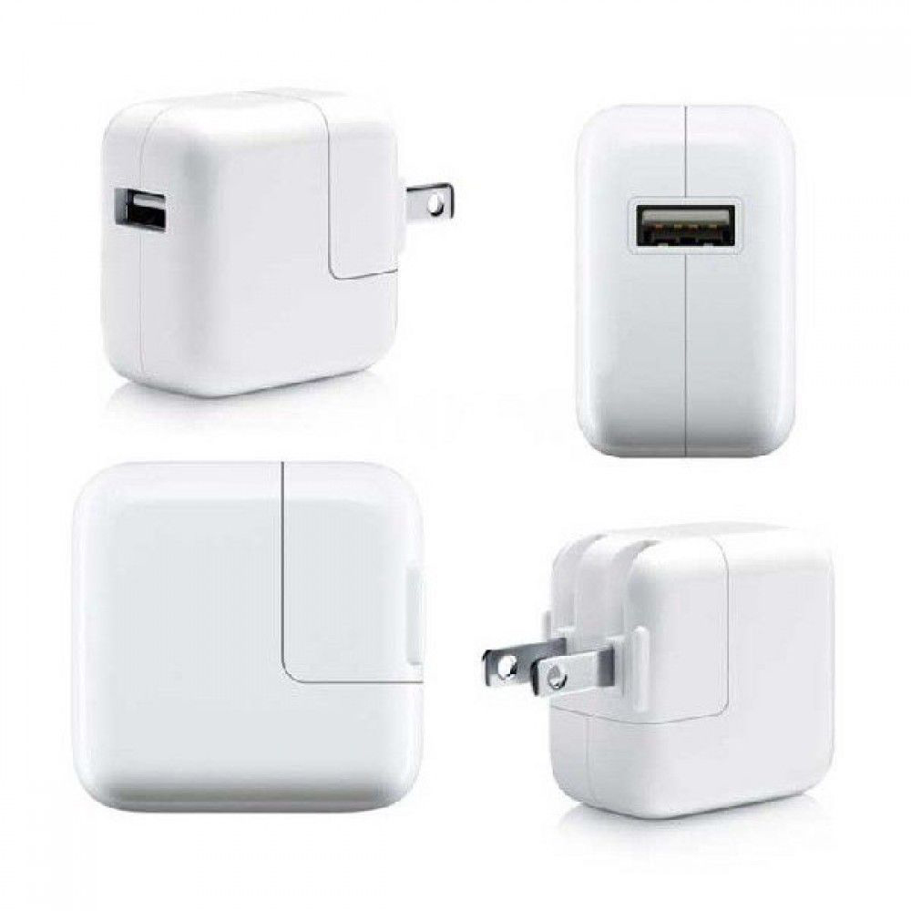 12w Usb Wall Charger For Apple Ipad Mini 2 3 4 Air Iphone