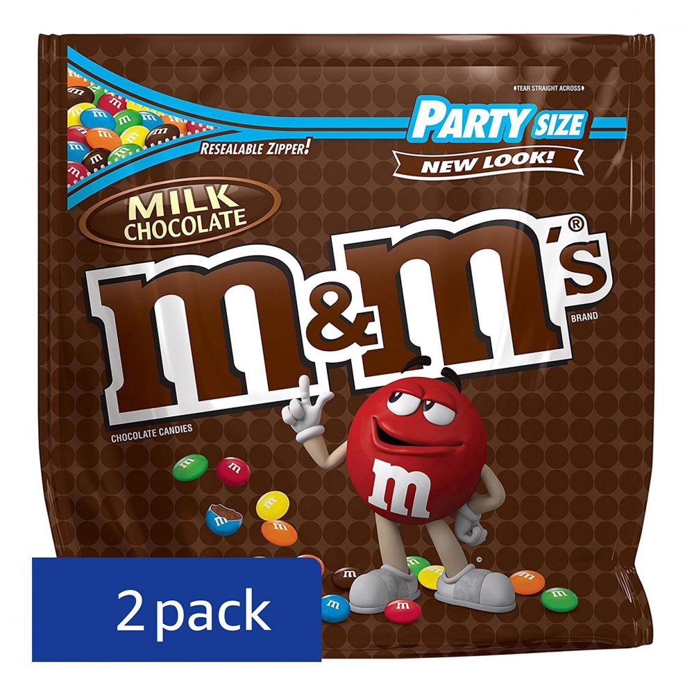 M&M'S Milk Chocolate Candy Party Size