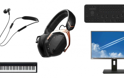 Adorama – Crazy Sale on Vmoda and Roland and more