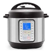 Instant Pot DUO Plus 6 Qt 9-in-1 Programmable Pressure Cooker