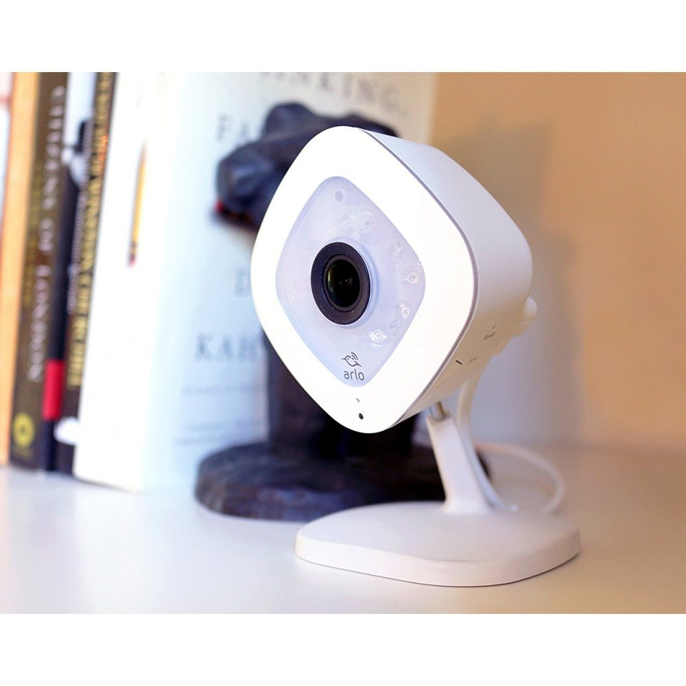 Netgear Arlo Q 1080p Hd Security Camera Indoor Only