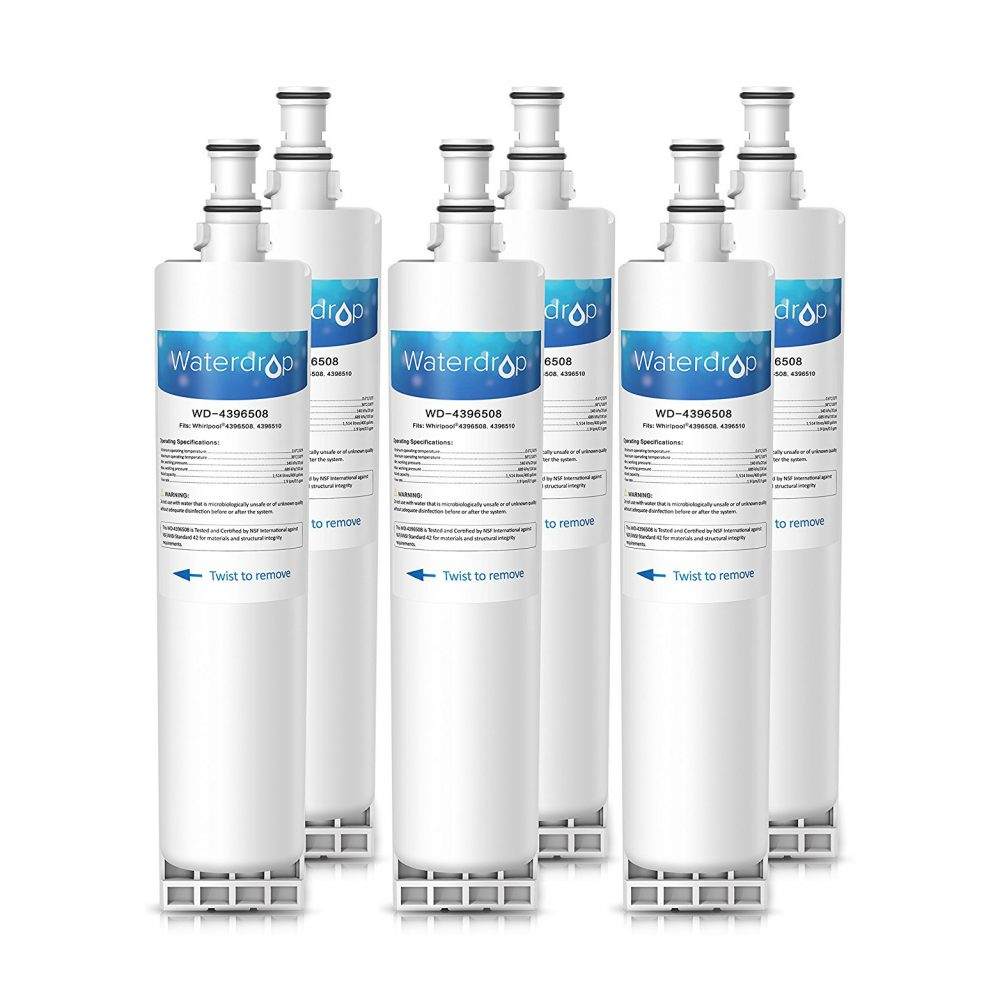 how to change a whirlpool refrigerator filter