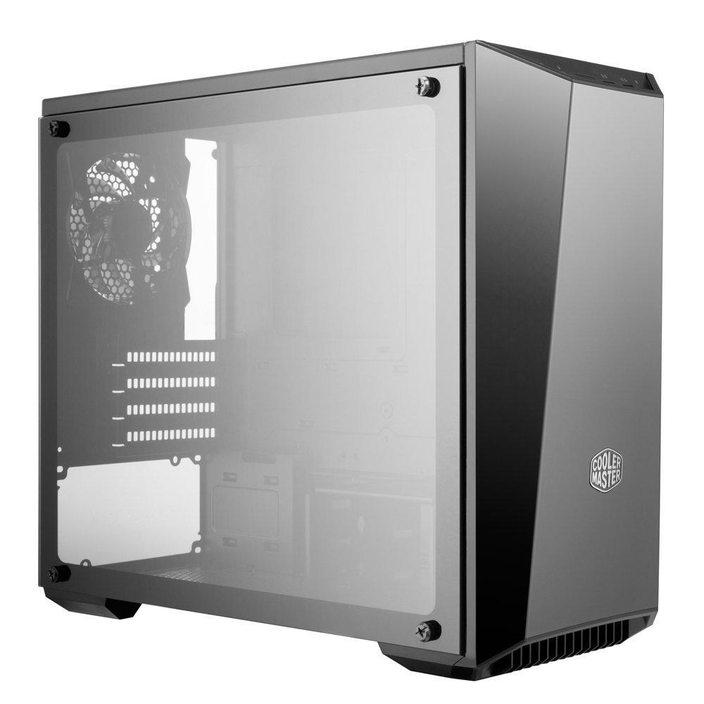 Cooler Master MasterBox Lite 3.1 TG MATX Case With Dark