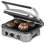 Cuisinart Stainless Steel 5-in-1 Griddler