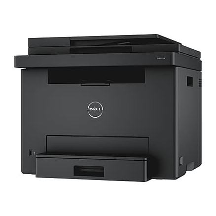 dell e525w color laser all in one printer. Black Bedroom Furniture Sets. Home Design Ideas