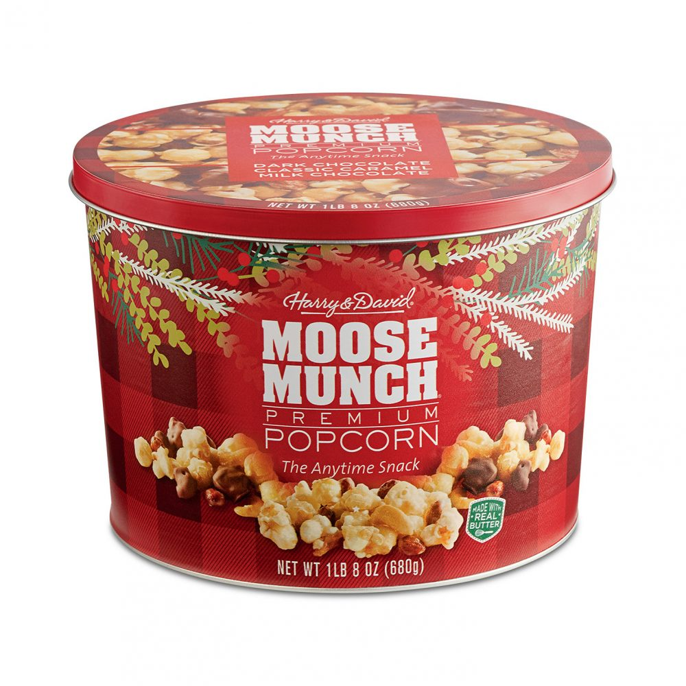 Popcorn new health food