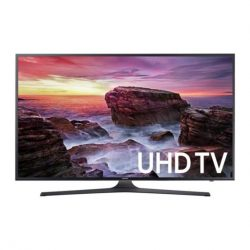Samsung Flat 40-Inch LED 4K UHD 6 Series Smart TV – 2017 Model