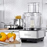 Cuisinart 14-Cup Food Processor – Stainless Steel