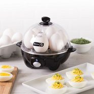 Dash Rapid 6-Egg Cooker for Hand Boiled Eggs