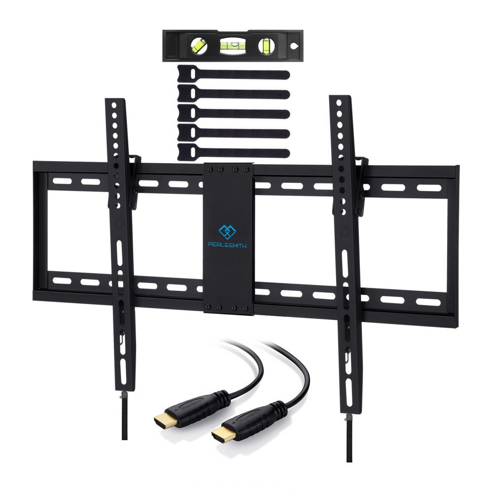 Perlesmith Tv Wall Mount Bracket For 32 70 Inch Led Lcd