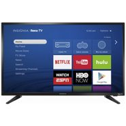 Insignia 32-Inch 720p LED Smart TV with Roku TV