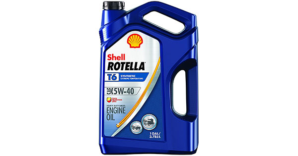Shell rotella t6 5w 40 full synthetic diesel engine oil for Shell rotella t6 5w 40 diesel motor oil