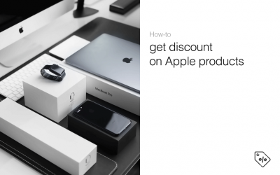Different ways of getting discount on Apple products