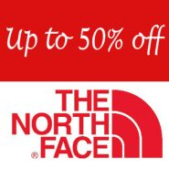 Up to 50% Off The North Face with FREE Shipping.