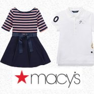Up to 60% Off Ralph Lauren Kids Apparel + Extra 25%