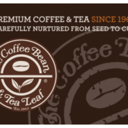 $25 Coffee Bean and Tea Leaf gift card