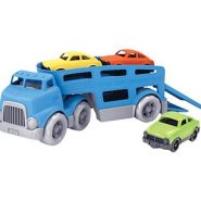 Green Toys Car Carrier Vehicle Set